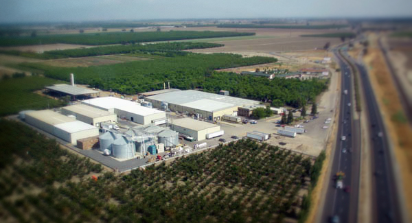Horizon Nut Company Tulare Processing Plant