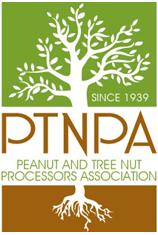 Peanut and Tree Nut Processors Association (PTNPA) Logo