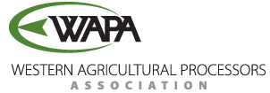 Western Agricultural Processors Association (WAPA) Logo