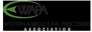 Western Agricultural Processors Association (WAPA) Logo